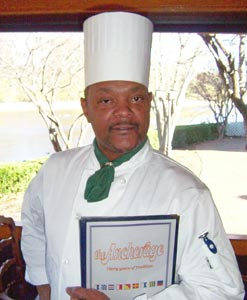 Executive Chef Jerry Taylor and his staff welcomes you to The Anchorage!